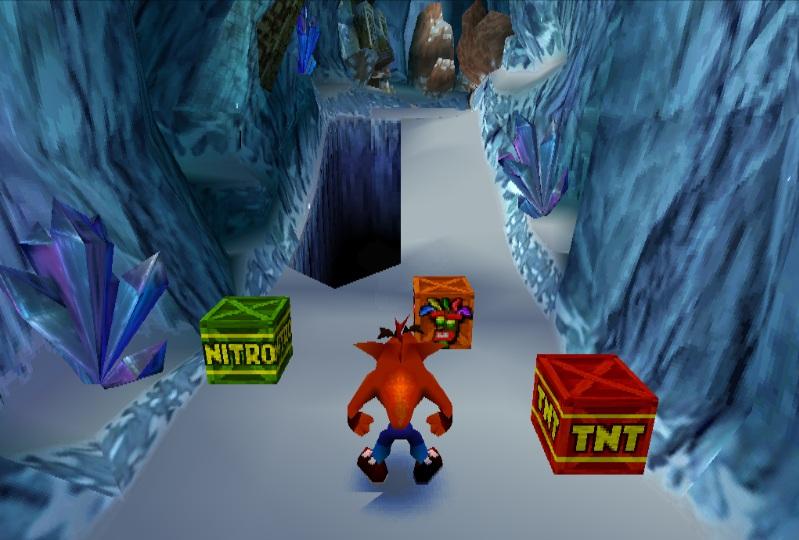 Crash bandicoot 2: n-tranced symbian game. Crash bandicoot 2: n.